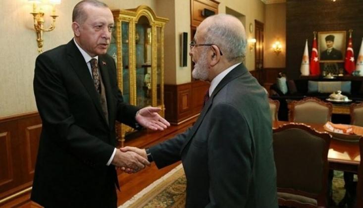 Saadet Partisi'nden 'Cumhur İttifakı' Açıklaması