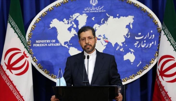İran'dan ABD ile İngiltere'nin Tanker İddiasına Yanıt