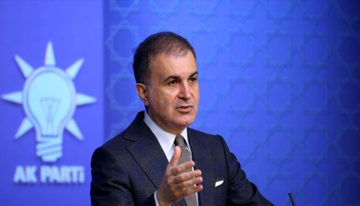 Çelik: Türkiye Suriye'de Güvenli Bölge ve Barış Koridoru Arayışı İçerisindedir