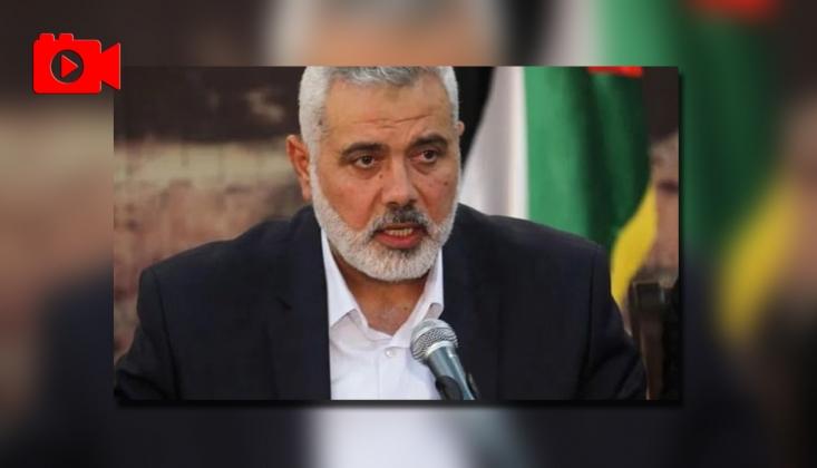 Haniye, İran'ın Filistin Direnişindeki Rolünü Açıkladı