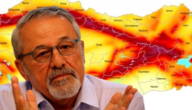 Prof. Dr. Naci Görür'den Çarpıcı Deprem Çıkışı!