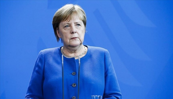 Merkel Libya Konferansı Sonuç Bildirgesini Açıkladı