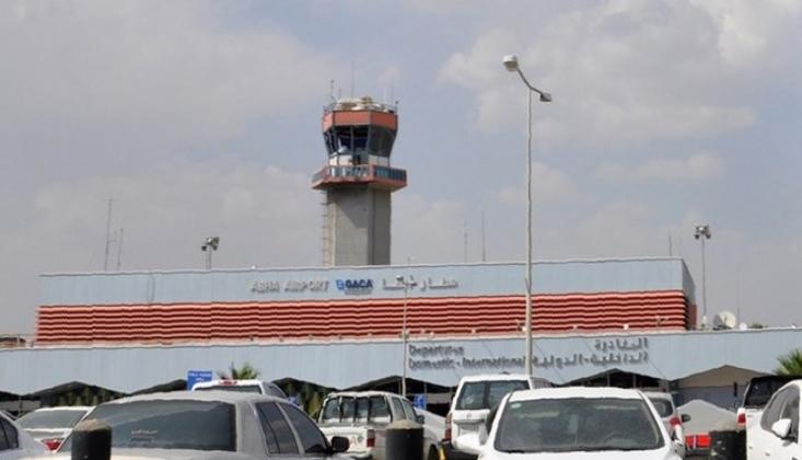 Yemen Güçleri, Bir Kez Daha Suudi Arabistan'ın Abha Havaalanı'nı Hedef Aldı