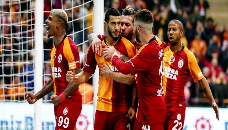 Galatasaray, Alanyaspor'a Kaybetmiyor