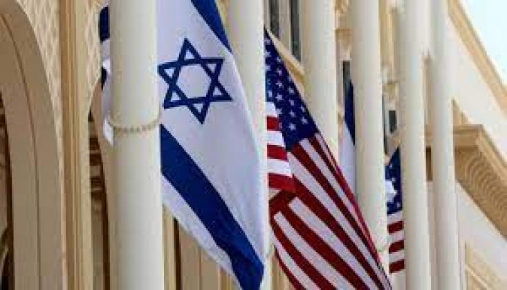 Mossad Biden'la Görüştü