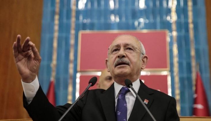 Kılıçdaroğlu'ndan Libya Açıklaması