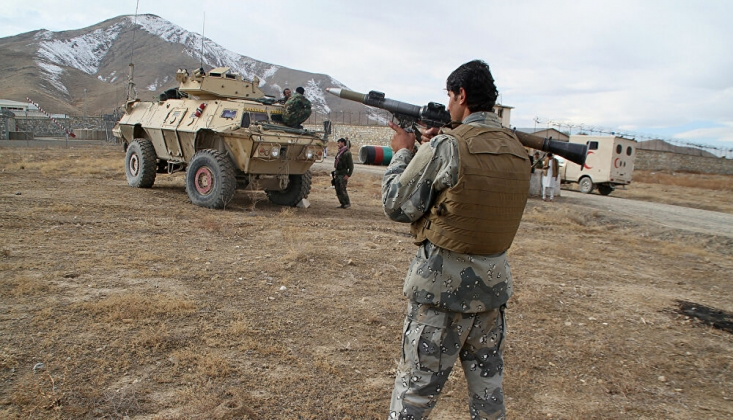 Afganistan'da Bombalı Araç Saldırısı