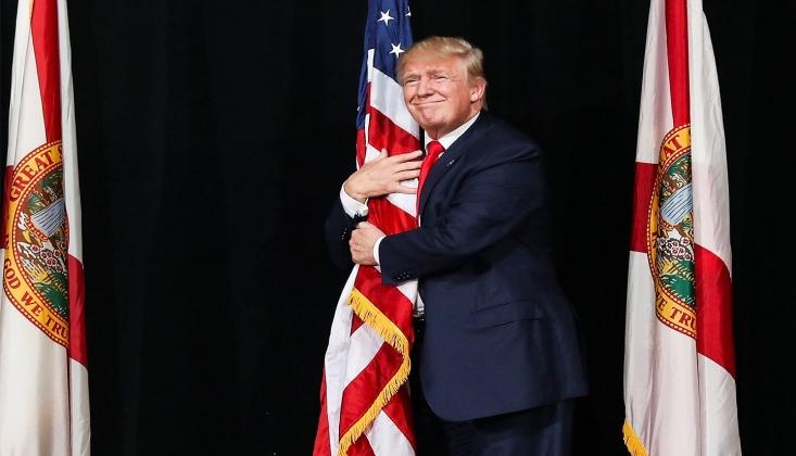 Trump Bu Zamana Kadarki En Yalancı Başkandır