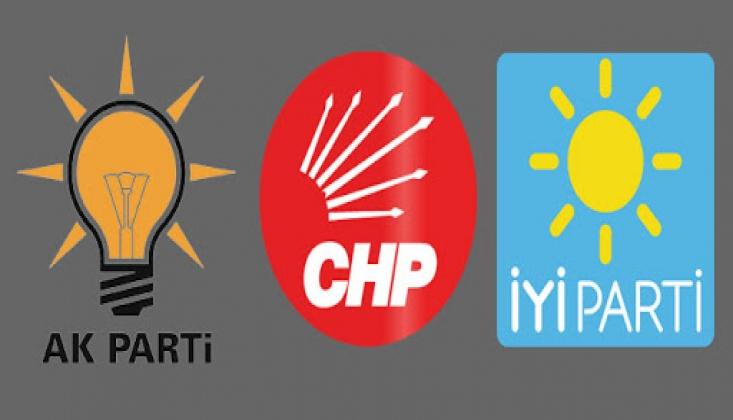 AKP'den İYİ Parti  ve CHP'ye Ziyaret