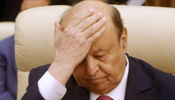 Mansur Hadi Sayfası Kapanıyor