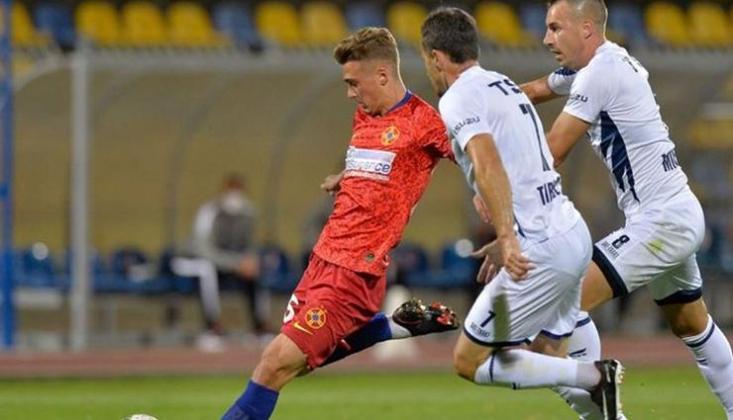 Uzatmalar 6-6 Bitti Penaltılarla Steaua Bükreş Kazandı