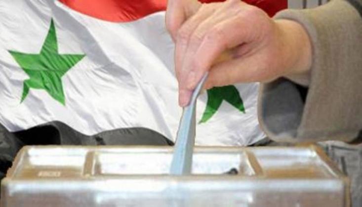 Suriye Seçimleri İçin İki Aday