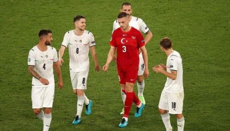 Bu Fotoğraf Karesi Türk Futbolseverleri Kahretti