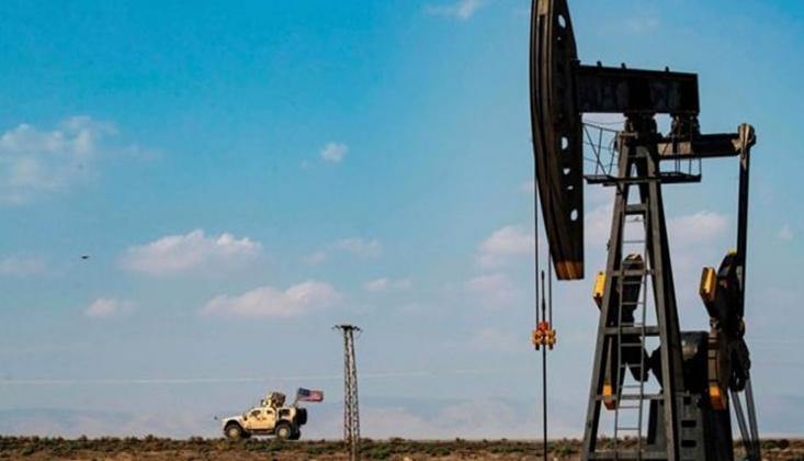 ABD'nin Suriye Petrolünü Çalmak İçin Yeni Yöntemi
