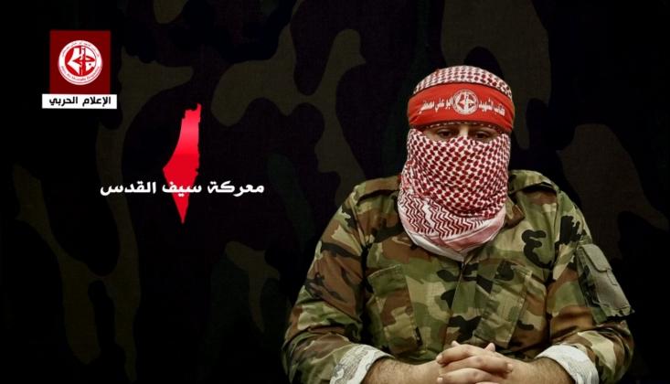 FHKC: Siyonistlere İki Seçenek Sunuyoruz Ölmek ya da Gitmek