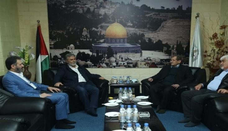 Ziyad el-Nehale: Filistin Halkı Siyonist Projeleri Bozguna Uğratacak