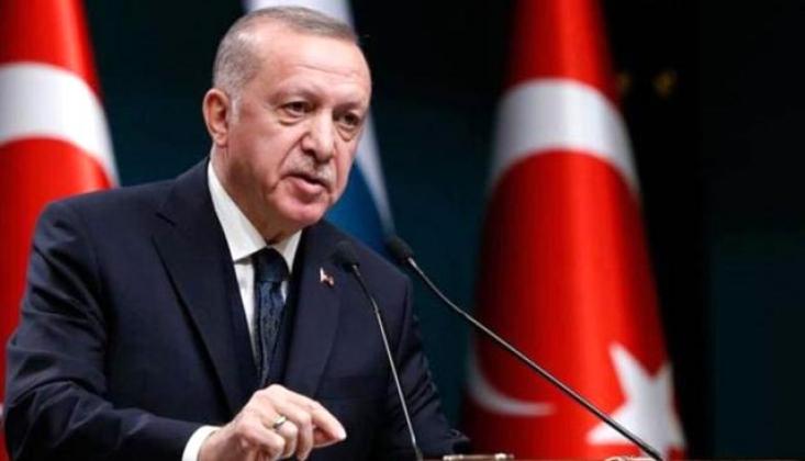 Erdoğan'dan Arınç'ın Kavala ve Demirtaş Çıkışına Tepki