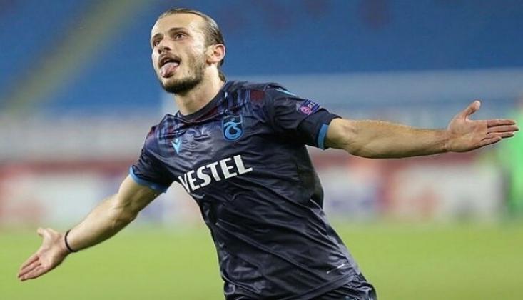 Trabzonspor'da Abdulkadir Parmak Kadro Dışı!