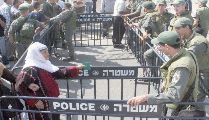 İşgal Polisi 'Bayrak Yürüyüşü' Hazırlığında!