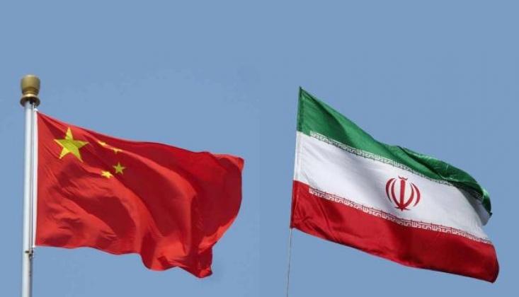 Pekin: ABD İran'a Karşı Yaptırımlara Son Vermeli