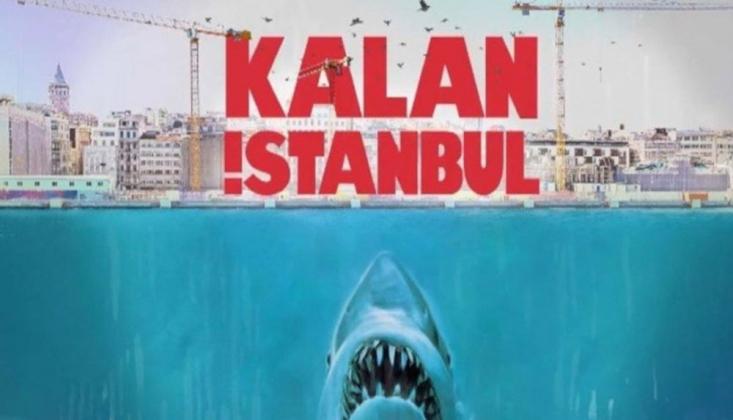 Saadet Partisi'nden Kanal İstanbul İçin Jaws Videosu