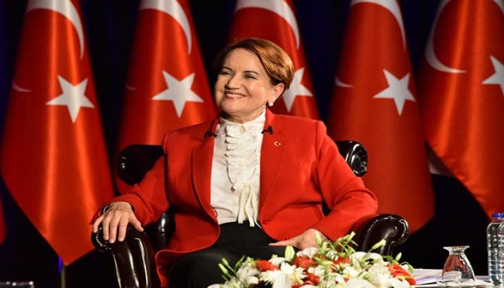 Akşener'den Cumhurbaşkanlığına Aday Olacak Mı Sorusuna Cevap