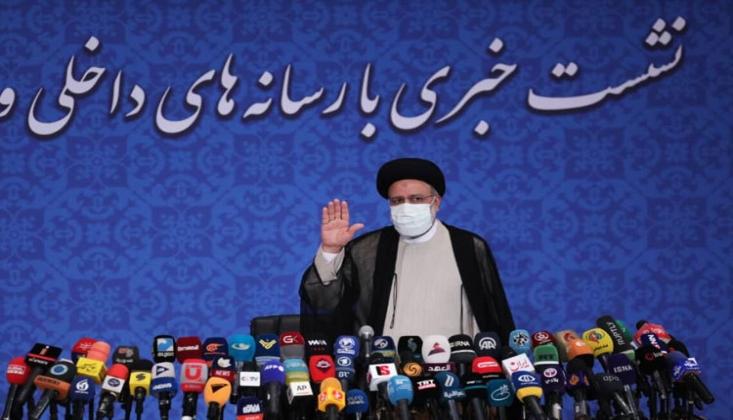 İran'ın Yeni Cumhurbaşkanı Reisi İlk Mesajını Verdi