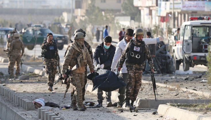 Kabil'de Bomba Yüklü Araçla Düzenlenen Saldırıda Ölü Sayısı 12'ye Yükseldi
