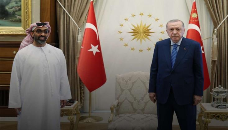 Türkiye ile BAE Arasında 'Tarihi' Görüşme