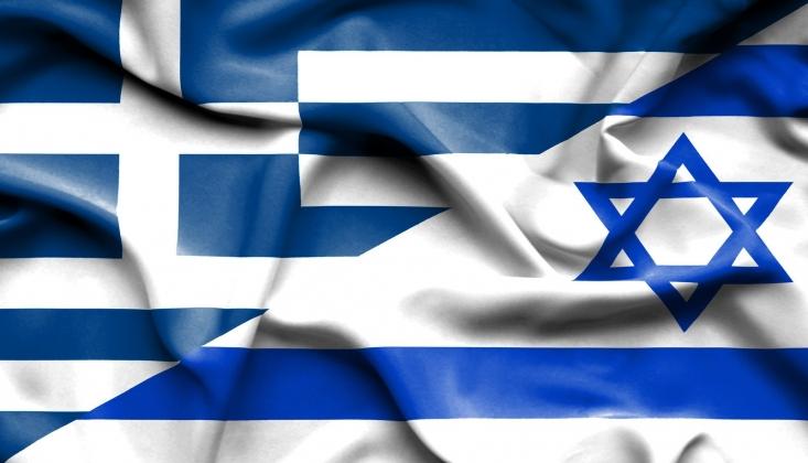 Siyonist İsrail ile Yunanistan Anlaşma İmzaladı