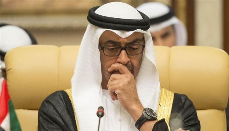 Muhammed Bin Zayid Korona'ya Yakalandı