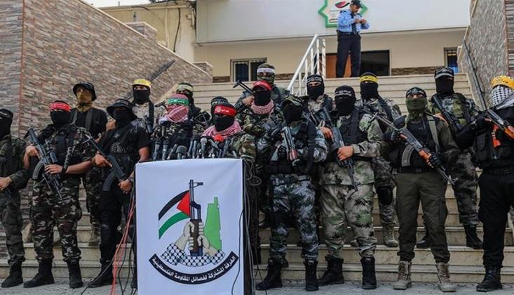 Filistin Ortak Operasyon Odası'nın Açıklaması