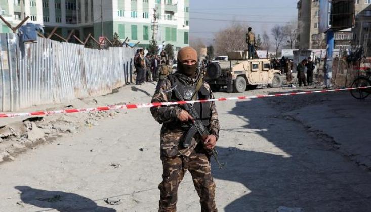 Afganistan'da Güvenlik Güçleri İle Taliban Arasında Çatışma