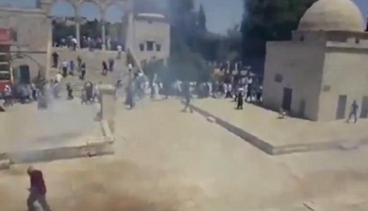 Siyonistler ile Filistinliler Arasında Çatışma