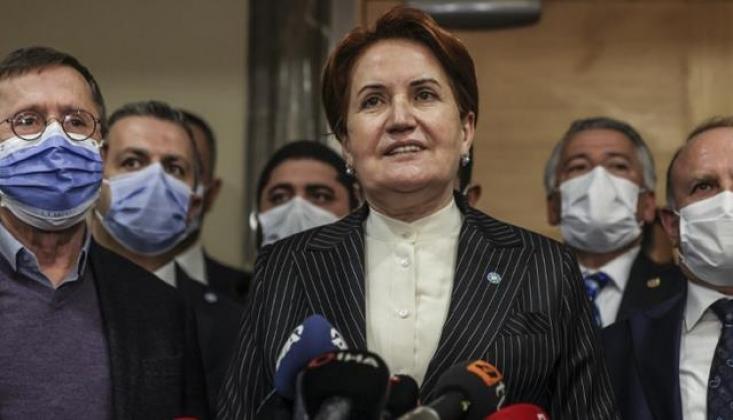 Akşener, İYİ Parti'nin Oy Oranını Açıkladı