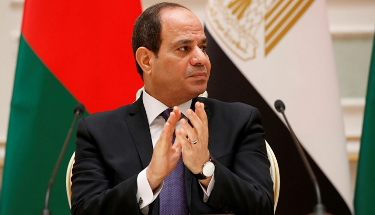 Sisi'den İsrail-BAE Anlaşması Hakkında Yorum