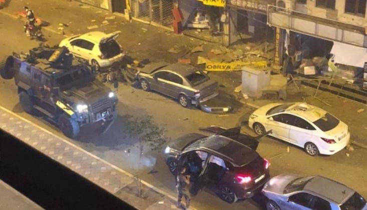 İskenderun'da Terör Saldırısı