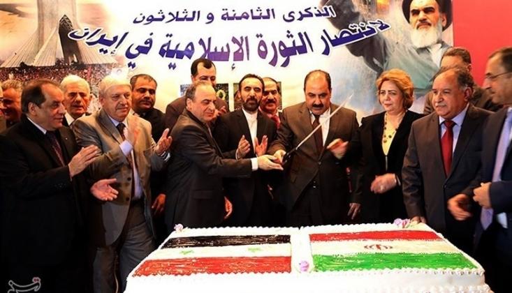 İslam İnkılabının Zafer Yıldönümü Suriye'de Kutlandı