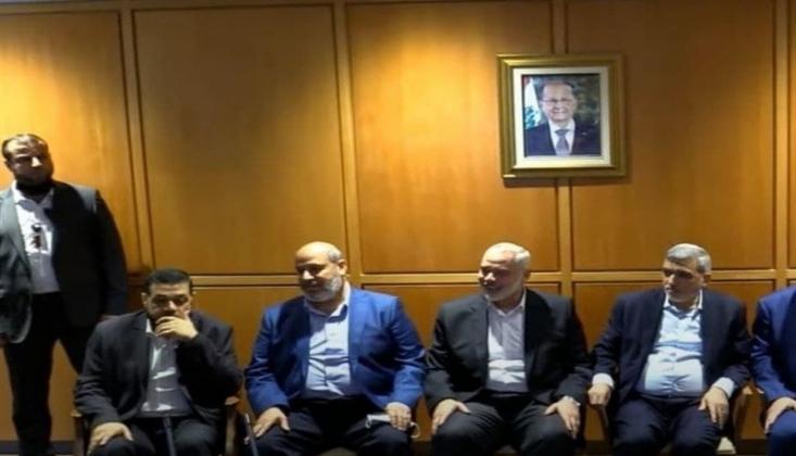 İsmail Haniye: Lübnan'a Ziyaret Özel Bir Öneme Sahip