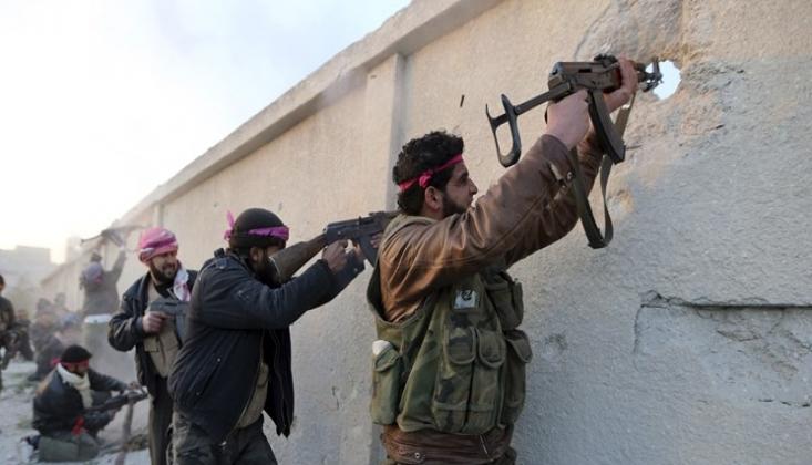 İngiltere Suriye'yi Devirmek İçin 350 milyon Paund'dan Fazla Fon Ayırdı