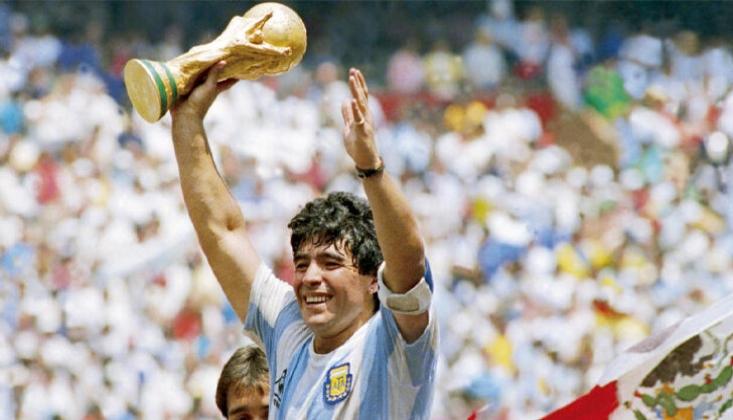 Maradona İçin 3 Günlük Ulusal Yas İlan Edildi