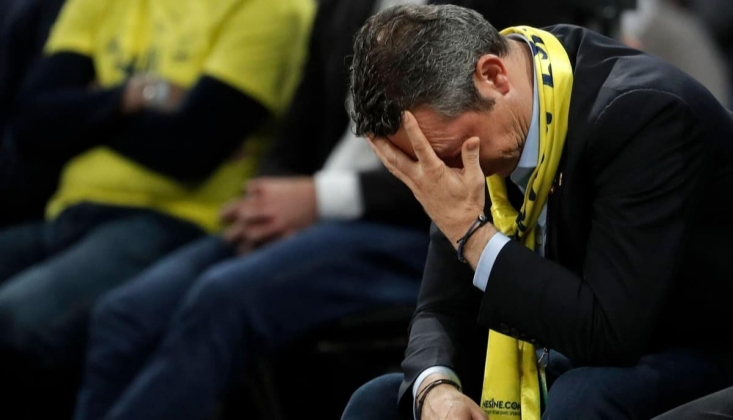 Fenerbahçe Taraftarından Ali Koç'a İstifa Çağrısı