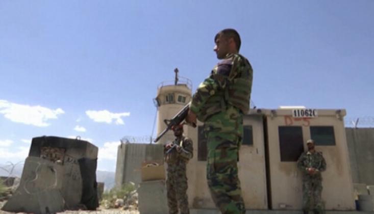 Taliban'a Karşı Yerel Milisler Eğitiliyor