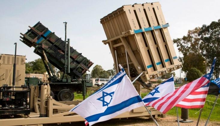 ABD, İsrail'den Aldığı Demir Kubbe Sistemlerini Aktifleştiriyor