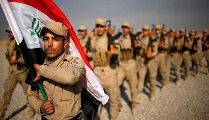Haşdi Şabi Suriye Sınırında Eskisinden Daha Büyük Bir Askeri Üs Kuruyor