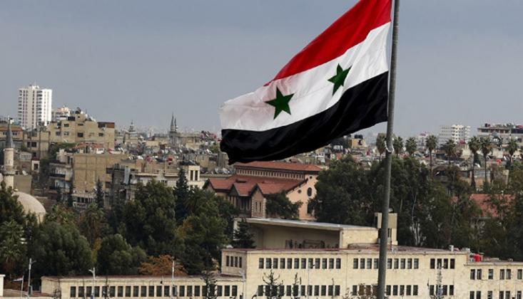 Suriye'den Güvenlik Konseyine Tepki