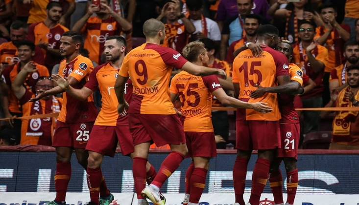 İşte Galatasaray'ın Şampiyonlar Ligi Kadrosu!