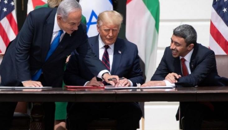 Pompeo: BAE'ye F-35 Vermek İsrail Anlaşmasının Temelinde Var