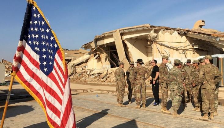 ABD Suriye'de 3 Üssünü Boşalttı