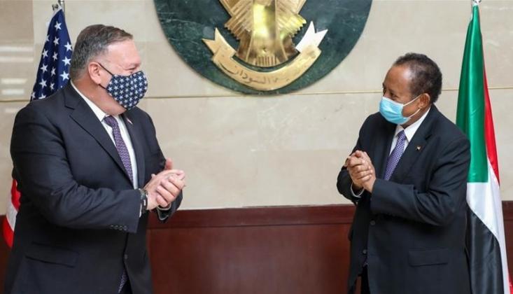 ABD'den Sudan'da İsrail Dayatması